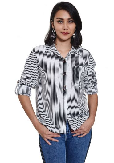 Casual Buttoned Shirt