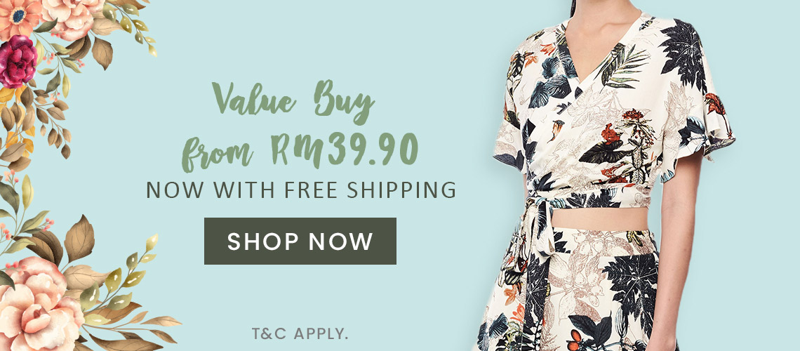 Nichii Value Buy From RM39.90